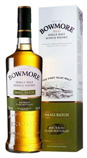 Bowmore Scotch Single Malt Small Batch...